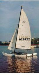 Veleiro Catamarã Hobie Cat 16 - 1997