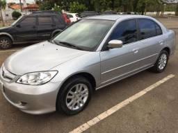 Honda Civic LXL automático super novo - 2005