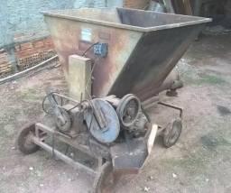 Queimador de cavaco / Cavaqueira industrial