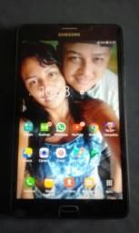 Tablete Samsung A6 4G de qualquer operadora com 24gb de memória meu zap Daniel