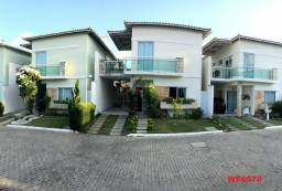 CA1662 Monte Olimpo, casa duplex em condomínio, 3 suítes, 3 vagas, área de lazer completa