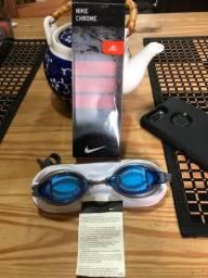 Óculos de natação Nike chrome ultralight