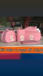 Kit bolsas a partir de R$ 75,00