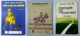 Livros de Poetas Gaúchos