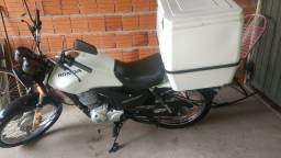 Moto cargo CG125KS  - 2013