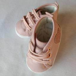 Sapato Infantil Pimpolho Rose