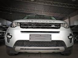 Land Rover Discovery Sport Td4 Se 2.0. Prata 2017/2017 - 2017
