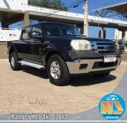Ranger XLT 4x2 2012