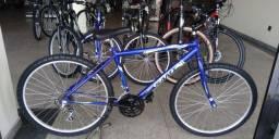Bicicleta aro 26 18 marchas Nova - Dia das crianças