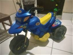 Moto Infantil Elétrica + Carregador