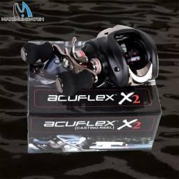 Carretilha acunflex x2