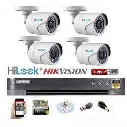 Segurança eletrônica*camera*dvr*hd*camera monitorada