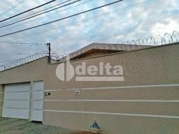 Casa para alugar com 2 dormitórios em Daniel fonseca, Uberlandia cod:631655
