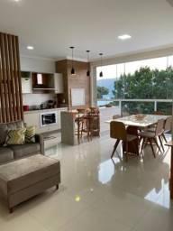 Apartamento novo e mobiliado com 2 suítes em Bombinhas (SC).