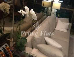 Flat à venda no Gran Estanconfor Itaim com 1 vaga e 1 dormitório!