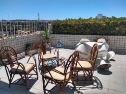 Cobertura com 4 dormitórios à venda, 244 m² por R$ 400.000,00 - Varjota - Fortaleza/CE