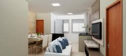 Apartamento à venda com 2 dormitórios em Alto caiçaras, Belo horizonte cod:GAR11357