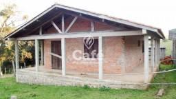 Casa à venda com 2 dormitórios em Centro, São martinho da serra cod:0088
