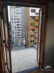 Apartamento à venda com 1 dormitórios em Centro, Porto alegre cod:6381