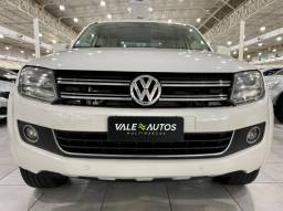 AMAROK 2015/2016 2.0 HIGHLINE 4X4 CD 16V TURBO INTERCOOLER DIESEL 4P AUTOMÁTICO