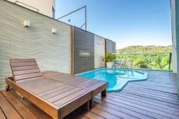 3 dormitórios Mobiliado, Diferenciado com Piscina Privativa, na Quadra Mar