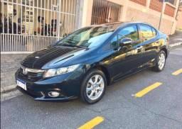 New Civic Exr 2.0 Flex 13/14(Entrada R$ 7.000,00)