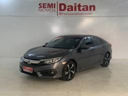 Novo Civic EXL G10 2.0 Flex CVT 2017