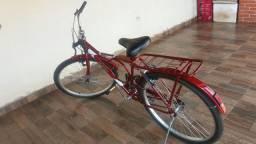 Bicicleta Super  Barra...