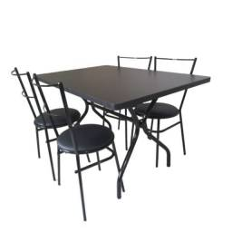 Mesas e cadeiras para refeitório,lanchonete,cozinha industrial,bares- direto da fabrica