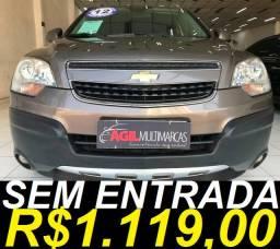 Chevrolet Captiva 2.4 Sport 2012 Automática Ùnico Dono