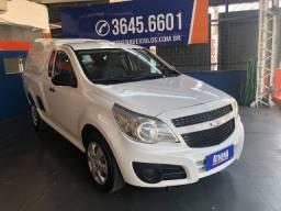 Chevrolet Montana LS2 Completa Fechada - 2018