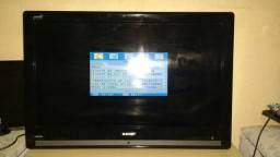 "TV LCD Semp Toshiba 32"" monitor"
