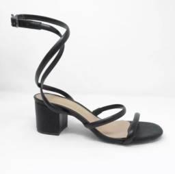 Sandálias confortáveis