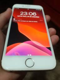 TROCO IPHONE 6S 128gb