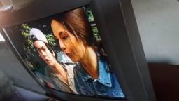 Tv 29 ótima imagem entrego