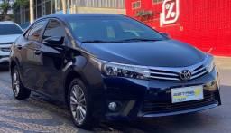 Toyota Corolla Xei 2.0 Flex 2015 (Cor azul escuro)