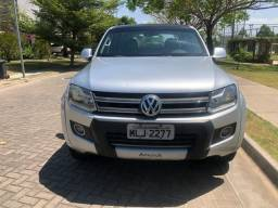 VW Amarok Highline 12/12 AT Diesel Blindada 3A