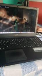 Vende-se um notebook da marca Acer por apenas 1300 em boas condições de uso.