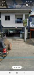 Alugo excelente casa no fundo bairro Brasil
