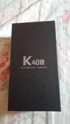 LG K40 S 6 meses de uso