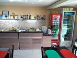 Restaurante pequeno e aconchegante na Av Bento Gonçalves