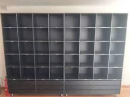 Mobília para montar sua loja