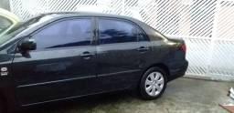 Vendo Corolla XEI, 2007/8, Gás, Documento ok. R$ 26.650,00