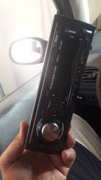 Radio bluetooth aux pendrive e cartao de memoria e radio fm
