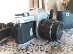 Câmera fotográfica relíquia