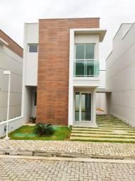 02. Casa NOVA em condomínio no Eusébio