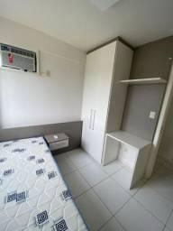 Alugo Apartamento com Dois Quartos Mobiliado em Condomínio - Arapiraca