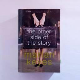 Livro - The Other Side of the Story - Marian Keyes (livro em inglês)