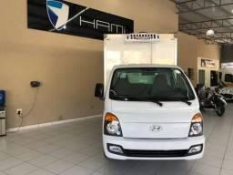 Hyundai HR baú refrigerado 2020. *Parcelo sem banco
