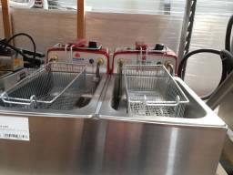 Título do anúncio: Fritadeira a Gás 10 litros  JM Sabrina